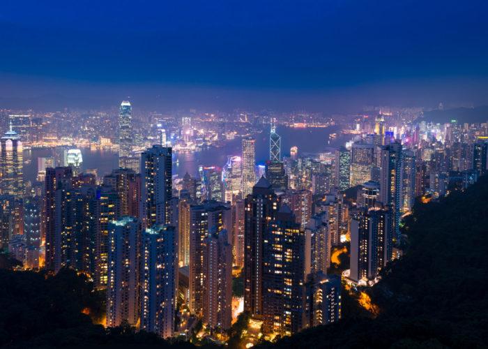 Москва - Гонконг