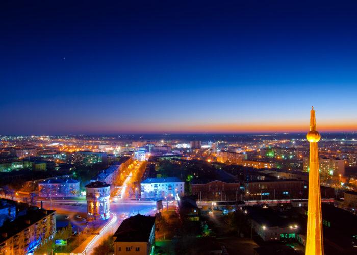 Билеты Москва - Оренбург
