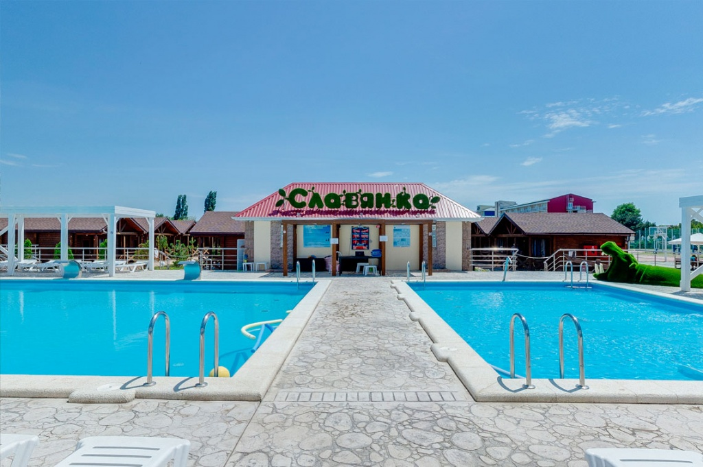 отель славянка анапа