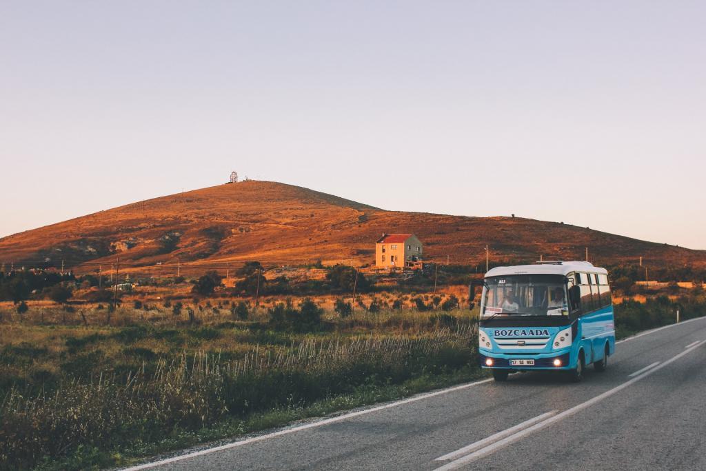 цены на автобусы в Турции