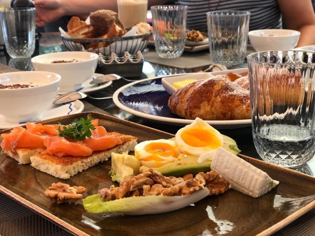 Еда в кафе, Турция
