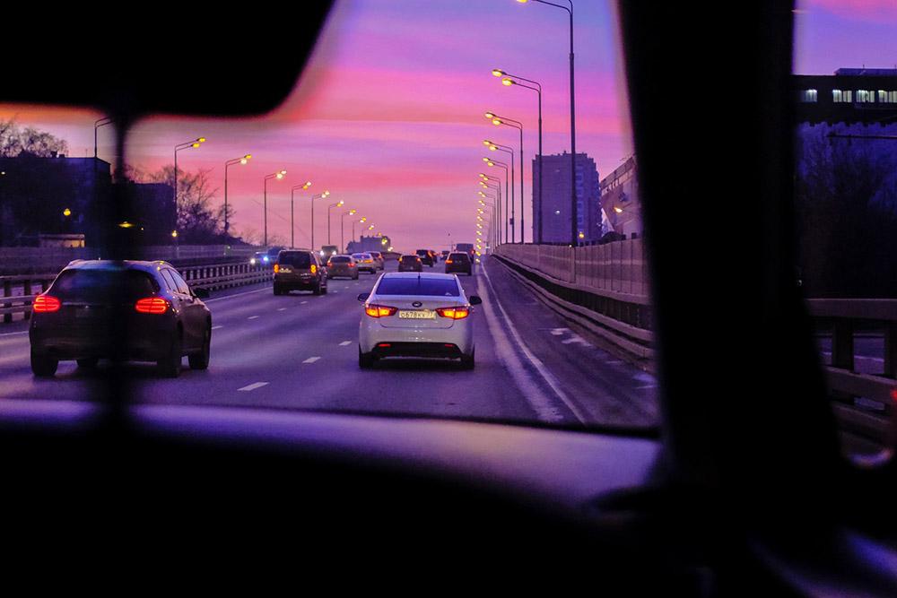Москва - Крым на автомобиле