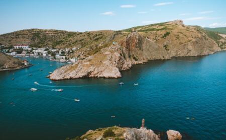 Крым как добраться