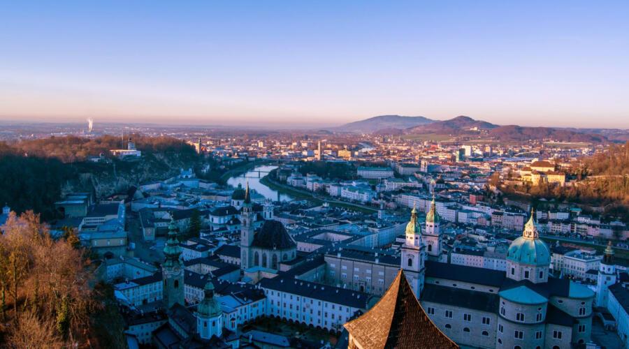 Билеты в Австрию Зальцбург