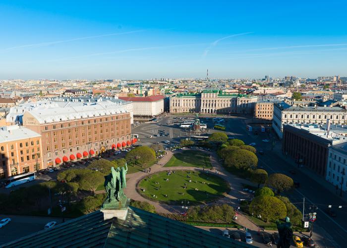Москва - Санкт-Петербург билеты