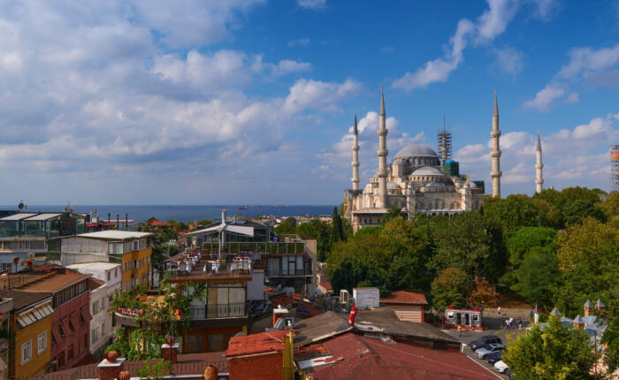 Тур в Стамбул из Петербурга