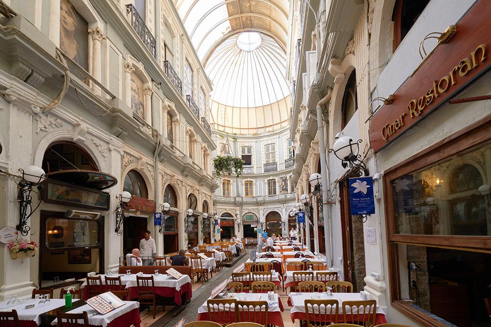 Стамбул ресторан